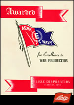 Army/Navy E Award