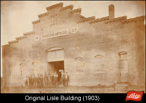 1903 Original Lisle Building
