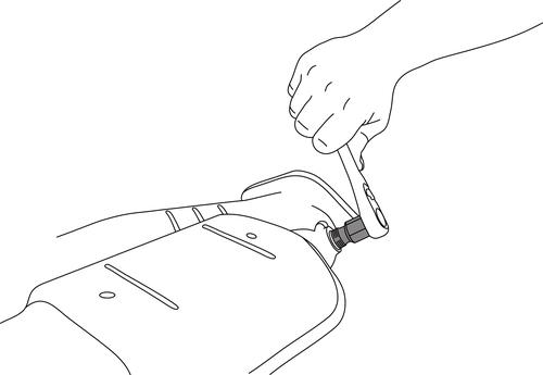 12230 Oxygen Sensor Thread Chaser