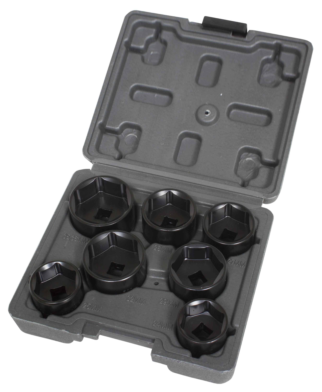 Lisle Filter Socket Set 5 Piece 13300