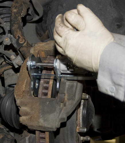 Lisle Corporation 29100 Quick Quad Brake Pad Spreader