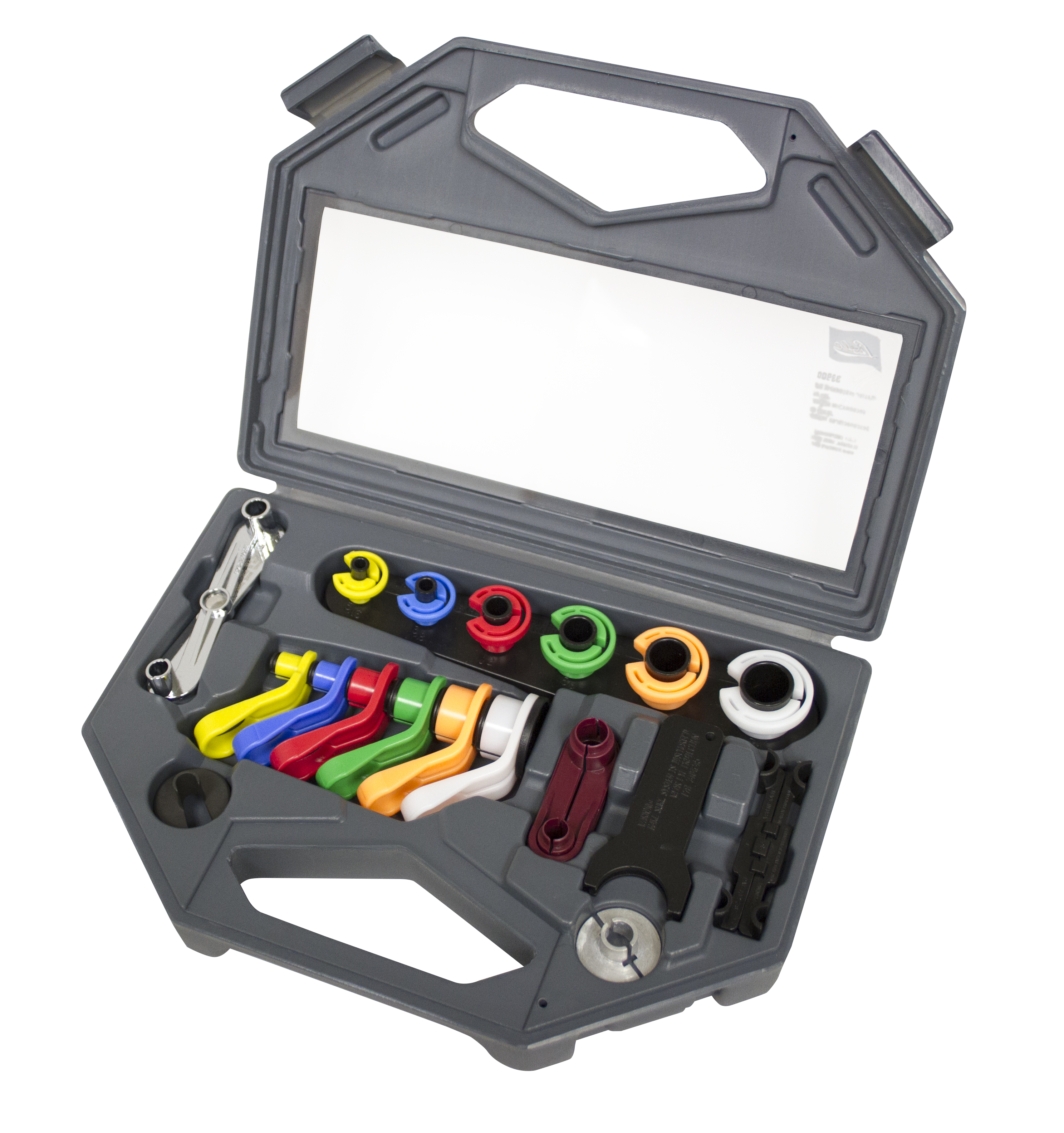 Lisle Master Disconnect Tool Set for A//C /& Fuel Lines 39900