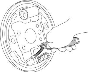 Lisle 40750 Parking Brake Cable Remover