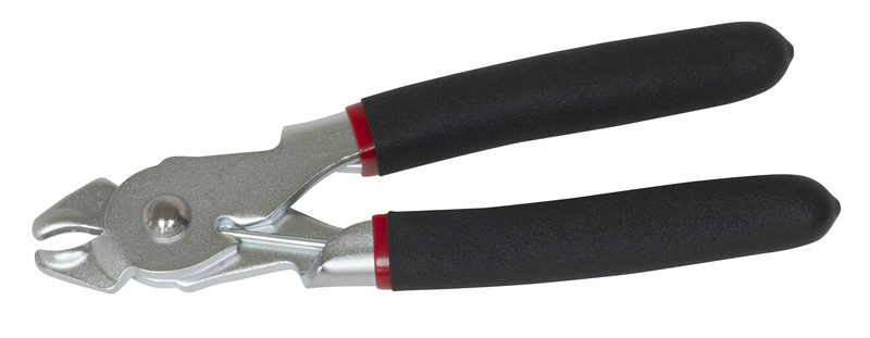 61400 Straight Hog Ring Pliers
