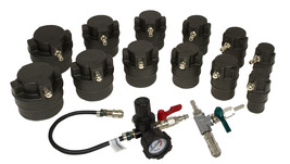 More about the '69910 Turbo Air System Test Kit w/Smoke Adapter, 14pc.' product