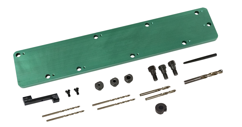 Manifold Drill Template for Dodge 5.7L Hemi
