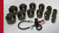Image of 69700 Turbo Air System Test Kit, 13pc. Video